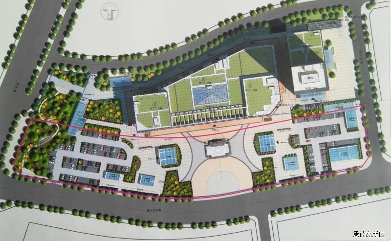 陶庙镇新区规划图